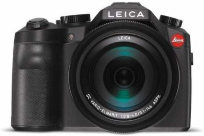 This is an image of a V-Lux Leica digital camera.