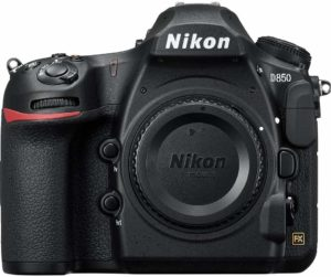 this is an image of the nikon d850