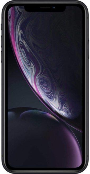 Image of Apple iPhone XR, 128GB, Black - Fully Unlocked