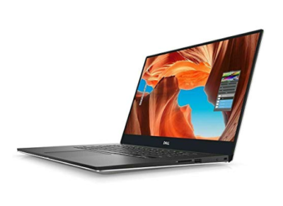 This is an image of a 15.6 XPS 15 7590 laptoy by Dell.