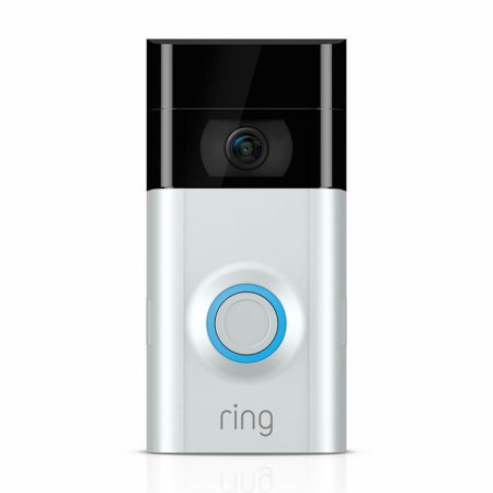 This is an image of Ring Video Doorbell