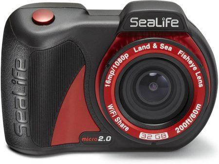 Image of Micro 2.0 16MP 1080p FHD Underwater Wi-Fi Digital Camera