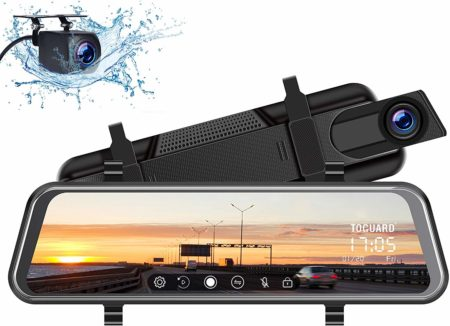 This is an image of Black Mirror Dash Cam