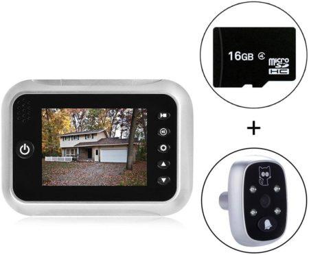 This is an image of Digitsea Digital Doorbell