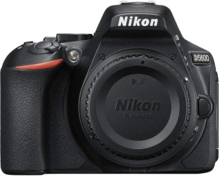 This is an image of Nikon D5600 DSLR