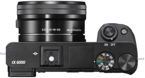 This is an image of Sony A6000