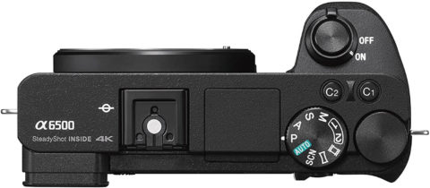 This is an image of Sony A6500