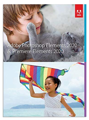 This is an image of Adobe premiere 2020 elements