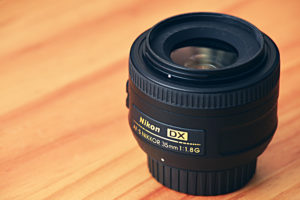 this is an image of a nikon dx 35mm lens