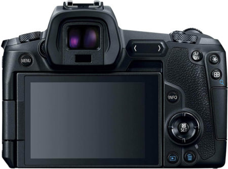 This is an image of Canon EOS R Mirrorless Camera