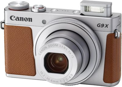 This is an image of Canon PowerShot G9 X Mark II Compact Digital Camera