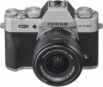This is an image of Fujifilm X-T30 Mirrorless Digital Camera