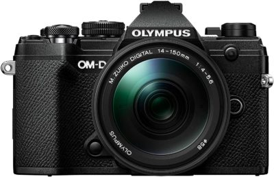 This is an image of Olympus OM-D E-M5 Mark III