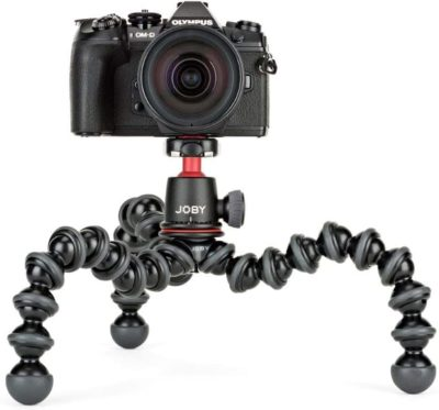 This is an image of Joby JB01507 GorillaPod 3K