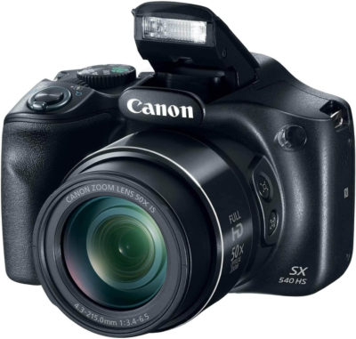 This is an image of Canon PowerShot SX540 HS Digital Camera