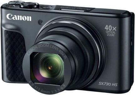 Image of Canon PowerShot SX730