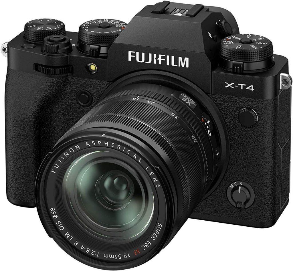 Fujifilm X-T4 Camera (Body only)