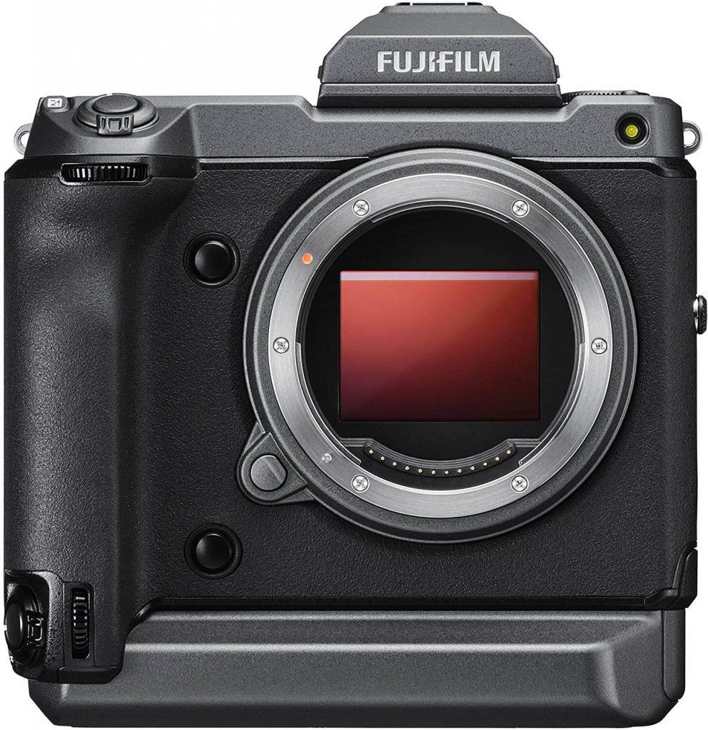 Fujifilm GFX 100 Body - 102MP camera